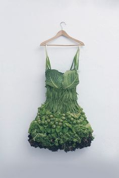 The Queen of Salad shall wear this after she loses some pounds!