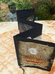 moon boat by Elizabeth Bunsen http://elizabethbunsen.typepad.com/be_dream_play/2013/11/moon-boat.html #handmade_book #dyeing