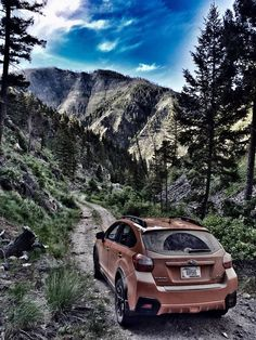 Today's Fan Photo Friday is from Subaru Ambassador Mark Hufstetler. Go explore this weekend.