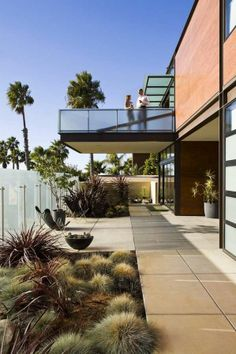 The Point Loma House in San Diego