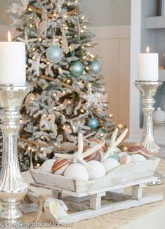 beach christmas trees nautical christmas coastal christmas decor tropical christmas christmas 2017
