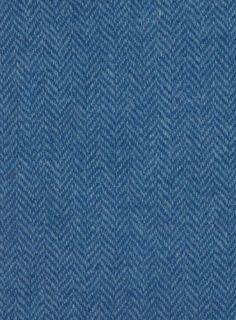 Dark blue and light blue herringbone