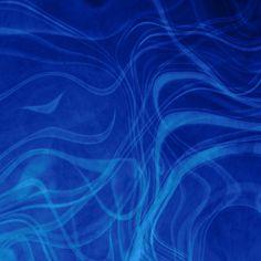 seamless pattern set deep water blues 4