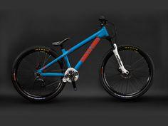 Santa Cruz Jackle, love this bike!