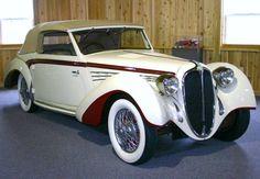 1939 Delahaye 135 M Convertible Coupe