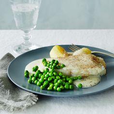 Lipeäkala valkokastikkeen kanssa | K-ruoka #joulu