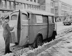 Peugeot D3/D4 der Post-Saar