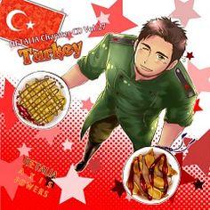 Turkey from Hetalia