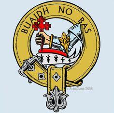 MacDougall Clan Crest