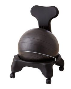 balance ball chair i want one for work but i can see myself falling awesome office chair image
