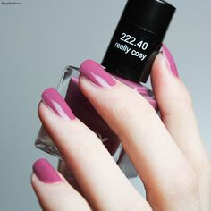 ANNY: really cosy Nagellack, Nailpolish, Nails, Nägel Rosenholz, Altrosa