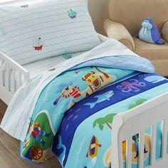 Pirates Toddler Comforter