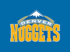 Sports fan gear for the Denver Nuggets basketball fan. NBA bedding, game day gear, decals, party supplies, gifts and other collectible sports merchandise at Team Sports. Denver Nuggets, Iowa, But Football, Baseball, Football Jokes, Sports Baby, Utah Jazz, Orlando Magic, Basketball Teams