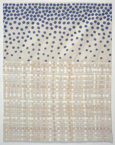Louise Bourgeois Textiles Art - The English Group Louise Bourgeois, Textile Patterns, Textile Design, Print Patterns, Data Patterns, Pattern Art, Fabric Design, Fabric Drawing, Fabric Art