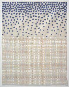 Louise Bourgeois,  Untitled, 2007 Fabric 69.9 x 55.9 cm / 27 1/2 x 22 in