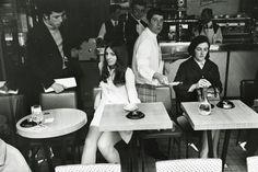 "thinkabout6: "" ©Garry Winogrand Women Are Beautiful Paris, 1969 """