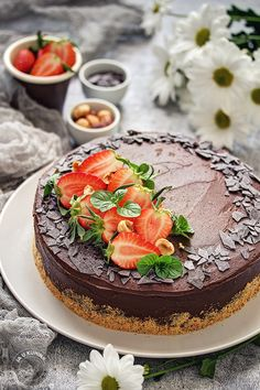 Chocolate Hazelnut Cake, Cake Recipes, Desserts, Food, Tailgate Desserts, Deserts, Easy Cake Recipes, Essen, Postres