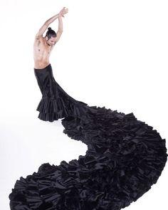 Joaquin Cortes - Flamenco Male Bata de cola
