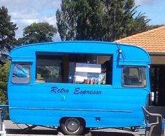 Coffee Caravans in Kaikoura New Zealand - CoffeeSphere