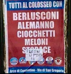 Io porto Renzi!!!!!!!!!!