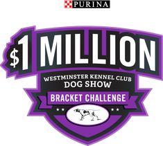 1 Million Dollar Westminster Dog Show Bracket Challenge