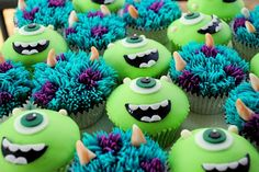 cupcakes monster university - Buscar con Google