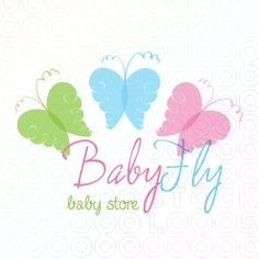 Baby #Butterfly logo