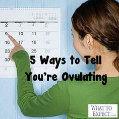Trying to figure out when you're fertile? Here's how to pin down the days that you are ovulating.