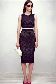 KIM HALLER's takes knitwear to the next level. We are in awe of her artistry. Kim Haller