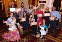 Down Hall Country House Whodunit Murder Mystery Dinner Winners 5th July 2015