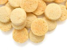 Receta de Galletas de Mantequilla tipo Pastiseta