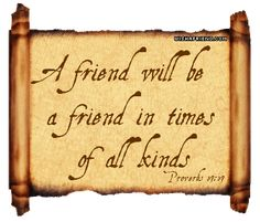 Bible Quotes About Friendship A Sweet Friendship Refreshes The Soulproverbs 279 It's A