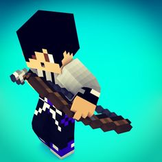 STOP STARRING AT THE BOW AND SHOOT!  #Minecraft #MinecraftPC #MinecarftOnly #MC Server: faction.adroition.net