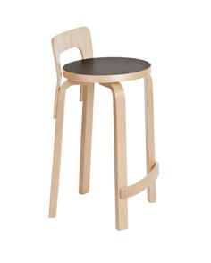 HIGH CHAIR K65 – ALVAR AALTO – ARTEK FURNITURE | Artek USA