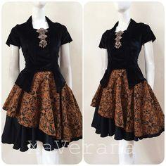 Gaun Dress, Dress Brokat, Kebaya Dress, Dress Anak, Model Dress Batik, Batik Dress, Dress Batik Kombinasi, Mode Batik, Kebaya Modern Dress