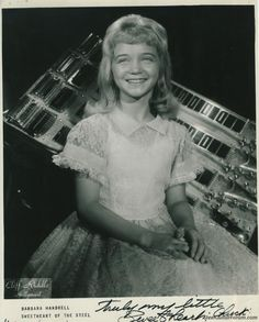 12 year old Barbara Mandrell with her Wright custom steel.