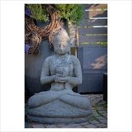 GAP Photos - Garden & Plant Picture Library - Buddha shrine - GAP Photos - Specialising in horticultural photography