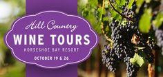 Horseshoebay Resort™ | Special Event #Texas #Wine