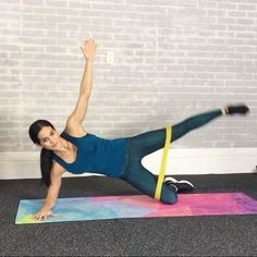 5 Workouts That Use Mini Bands — and Burn Serious Calories
