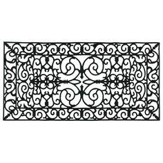 Highgate Doormat - Oversized   Ballard Designs