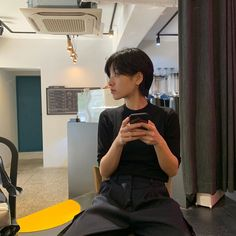 Korean Short Hair, Short Hair Cuts, Korean Girl, Short Hair Styles, Lee Joo Young Hair, Hair Inspo, Hair Inspiration, Kim Bok Joo, Long Pixie