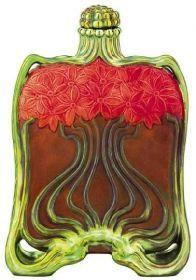 Flacon de parfun en crystal
