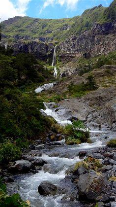 """Rio Negro, chile. Zdj.z bloga """"Pewnego razu w Chile"""""""