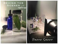 Behind the Scenes with OSM's Art Director. Getting ready for our ANNUAL SKIN CARE GUIDE!! #organic #beauty