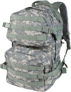 Modern Warrior ACU Military Camo Backpack * This is an Amazon Affiliate link. Check this awesome product by going to the link at the image.