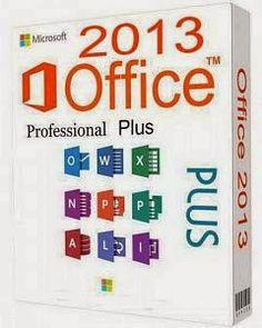 Free Download Microsoft Office ProPlus 2013 SP1 VL (32bit / 64bit) Terbaru…