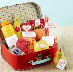 Cute Valentine Basket