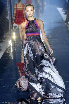 Gucci Spring 2007 Ready-to-Wear Fashion Show - Natasha Poly