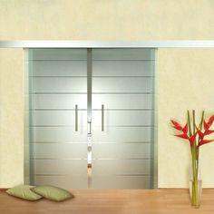 sliding glass door glass doors and glass door designs on pinterest with regard to Glass Sliding Door – Essential In Any Home