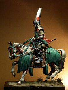 Samurai Commander 16th Century